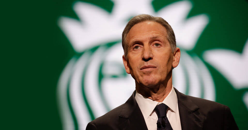 Starbucks Chairman Sees Blockchain in the Company's Future