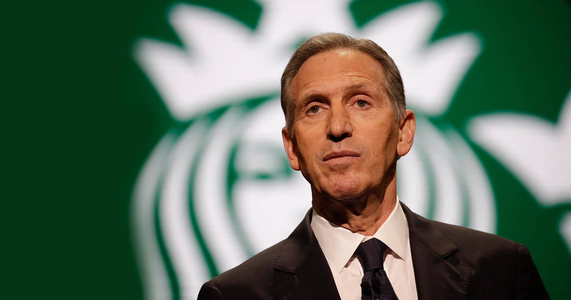 Starbucks Chairman Sees Blockchain in the Near Future