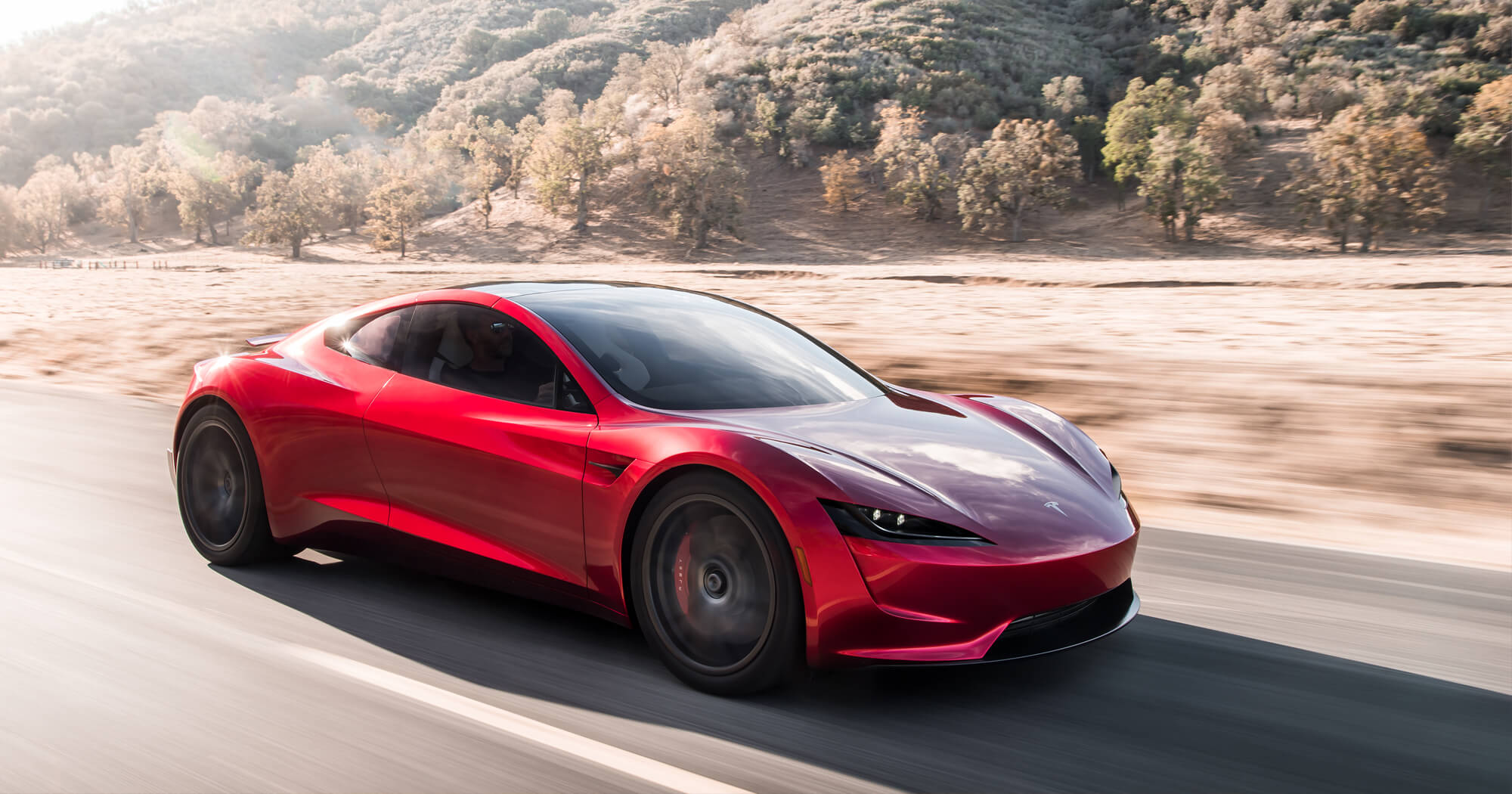 Tesla Roadster Fastest Production Car in the World