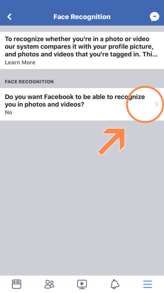 How to opt out of Facebook facial recognition tool