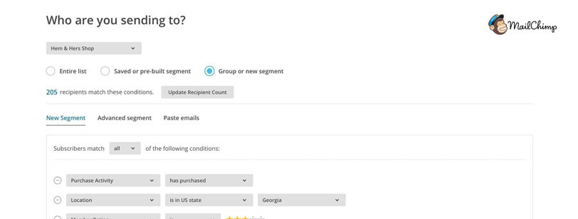 Segmenting Your Email List into Groups